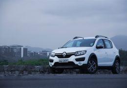 Teste do Renault Sandero RipCurl