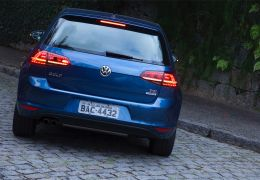 Teste do Volkswagen Golf Highline 1.4 TSI