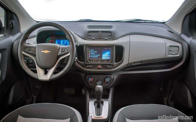Novo Chevrolet Cobalt Elite 2017 ganha mais luxo