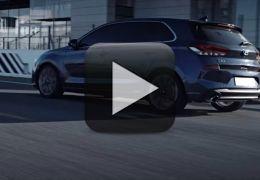 Vídeo divulga novas imagens do Hyundai i30 2017