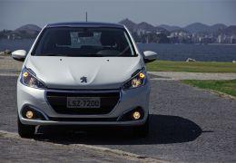 Teste do Peugeot 208 Allure 1.2