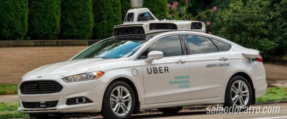 Vídeo mostra Uber sem motorista nos Estados Unidos