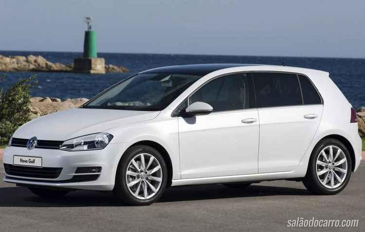 Volkswagen Golf terá motor 1.0 TSI
