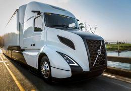 SuperTruck da Volvo é apresentado no Departamento de Energia nos EUA