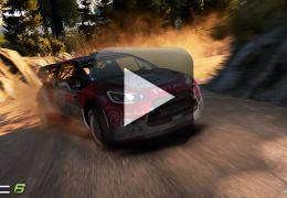 Confira o novo game de rally WRC 6