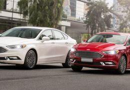Teste do novo Ford Fusion 2017