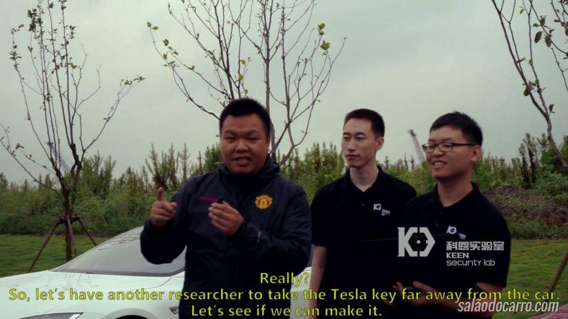Hackers invadem sistema da Tesla