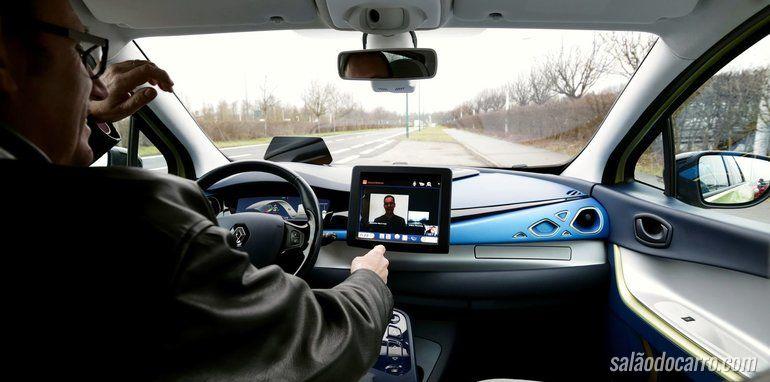 Renault e Nissan fazem parceria com Microsoft