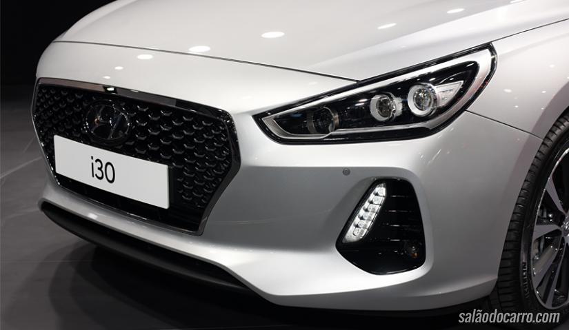 Hyundai apresenta novo i30