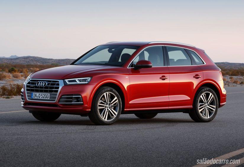 Audi Q5 é apresentado em Paris