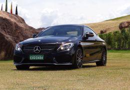 Impressões do novo Mercedes-Benz AMG C43 4Matic Coupé
