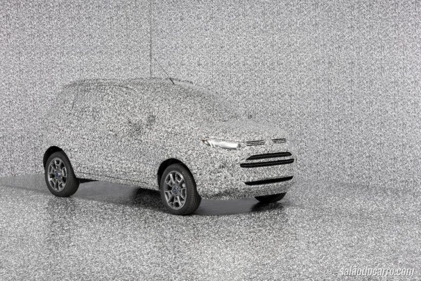 Ford apresenta novo tipo de camuflagem para seus veículos