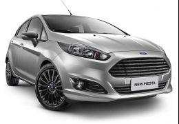 Ford Fiesta apresenta 2 novas versões para linha 2017