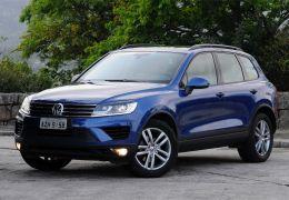 Teste do Volkswagen Touareg V6 FSI