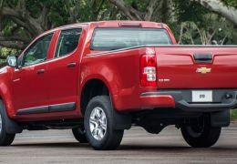 Chevrolet S10 2017 chega com nova versão