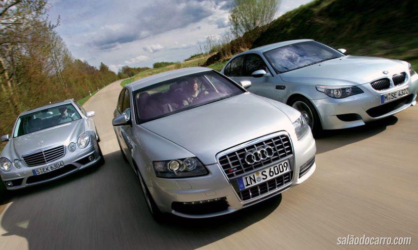 Alemanha quer banir carros a gasolina e diesel