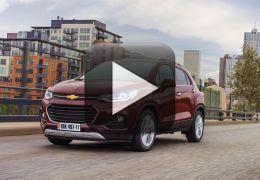 Chevrolet apresenta novo Tracker 1.4 Turbo 2017