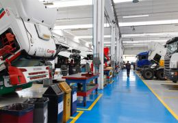 Na Scania, serviços ajudam o setor de caminhões e ônibus a superar a retração nas vendas de veículos