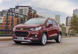 Chevrolet Tracker chega com cara de Cruze