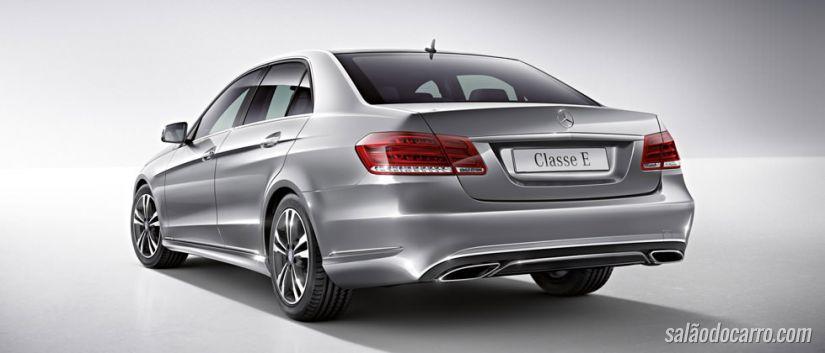 Mercedes-Benz Classe E ganha motor 2.0 turbo de 211 cv