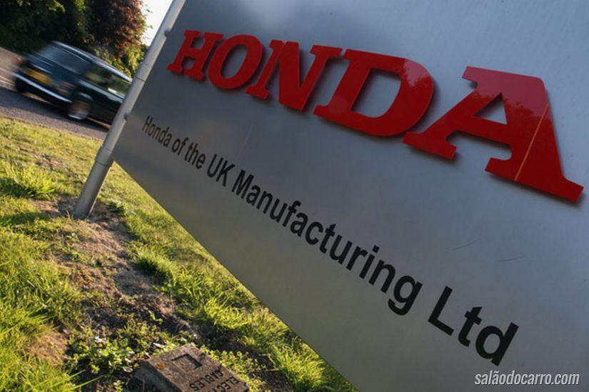 Vídeo mostra um passeio pela fábrica da Honda