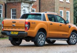 Ford Ranger Wildtrack será apresentado no Salão de Automóvel