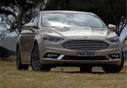 Primeiras impressões do Ford Fusion Hybrid 2017