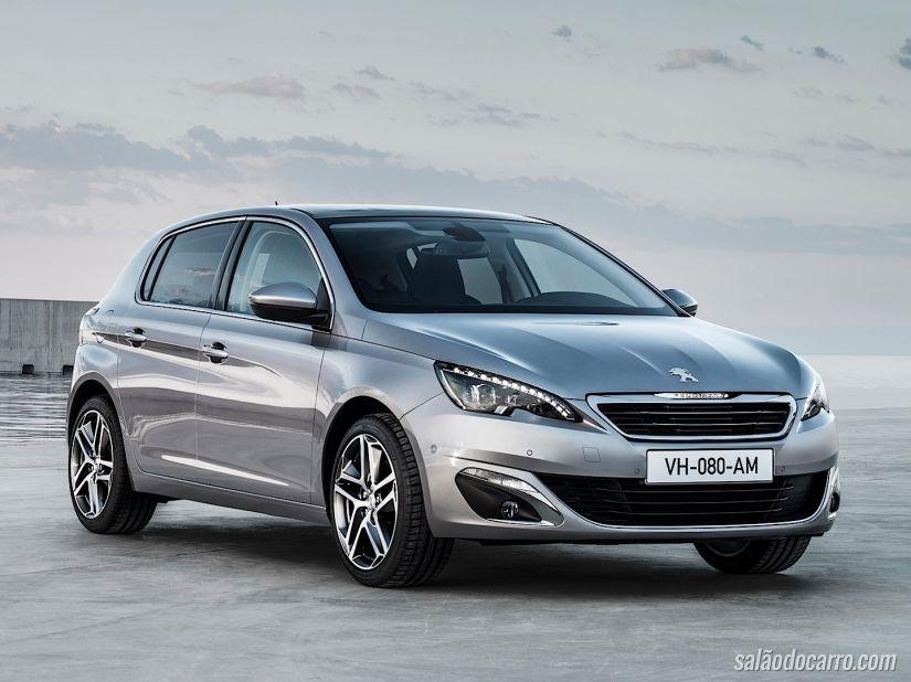 Peugeot aposta na mudança de motor dos modelos 308 e 408