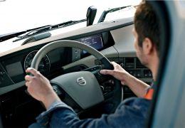 Lançamento da sexta geração da caixa automatizada I-Shift nos caminhões Volvo