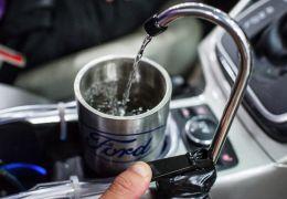 Ford desenvolve novo sistema de reaproveitamento de água