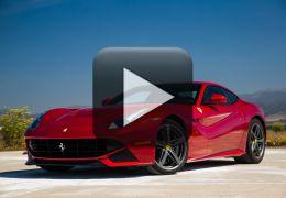 Vídeo mostra sucessor da Ferrari F12 Berlinetta