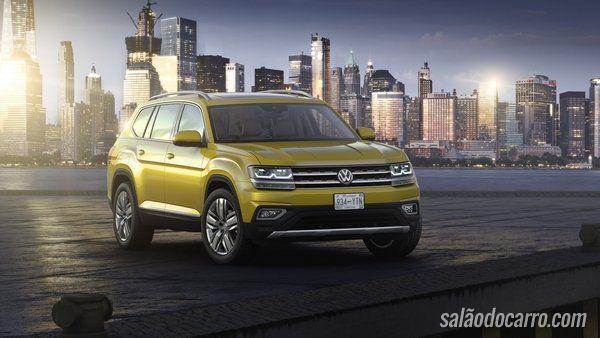 Atlas: o novo SUV da Volkswagen