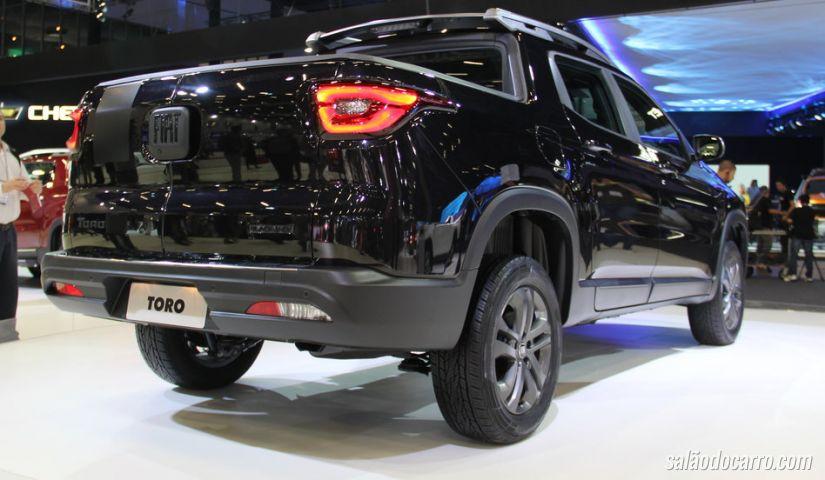 Fiat Toro com motor 2.4 chega com preço de R$ 98.730