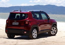 Primeiras impressões do Jeep Renegade Limited