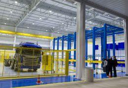 Scania inaugura em Caxias do Sul sua maior concessionária no mundo