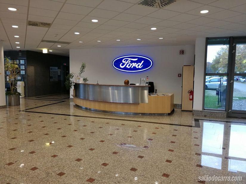 Conheça o Centro de Inovação da Ford em Aachen