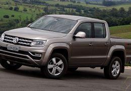 Primeiras impressões da Volkswagen Amarok 2017