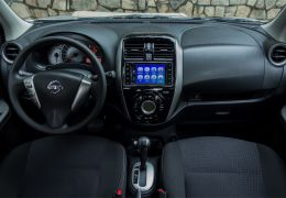 Teste do Nissan March 1.6 SL CVT