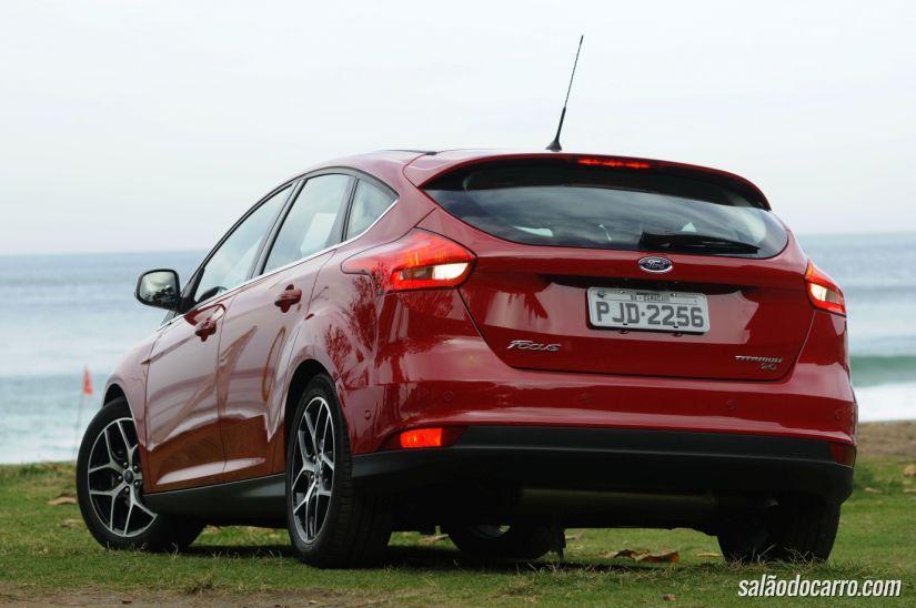 Cesvi coloca Ford Focus no topo de ranking de segurança