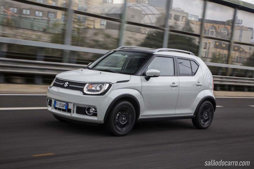 Suzuki apresenta novo Ignis, SUV compacto que será lançado na Europa