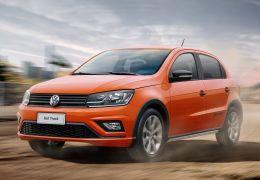 Volkswagen lança novos Gol e Up! Track