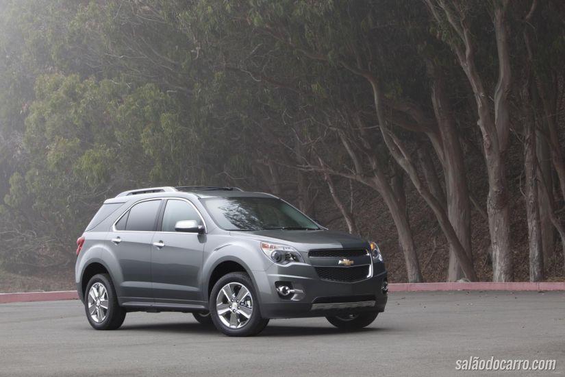 Chevrolet deve lançar modelo inédito no próximo ano para o Brasil