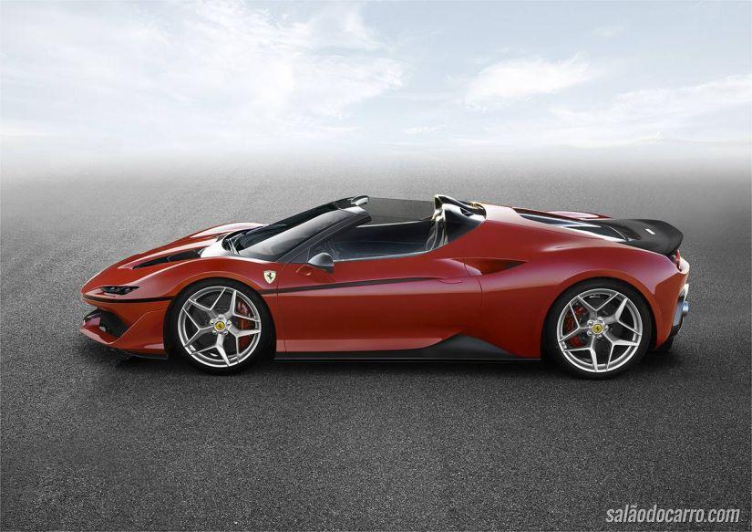 Ferrari J50 será edição limitada com apenas 10 unidades