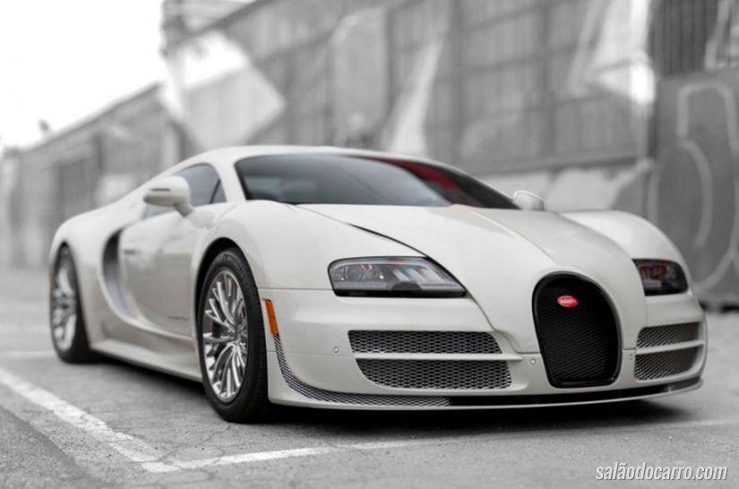 Último Bugatti Veyron cupê será leiloado
