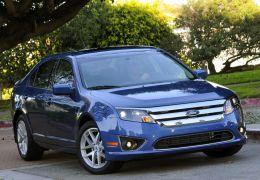 Ford Fusion está sendo investigado nos Estados Unidos