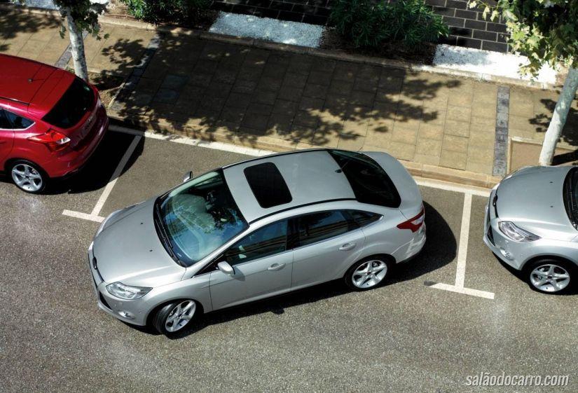 Quase metade dos acidentes acontecem ao estacionar