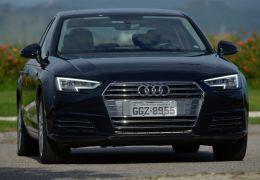 Teste do Audi A4 Ambiente