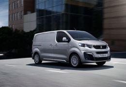 Peugeot Expert e Citroën Jumpy são testados na França