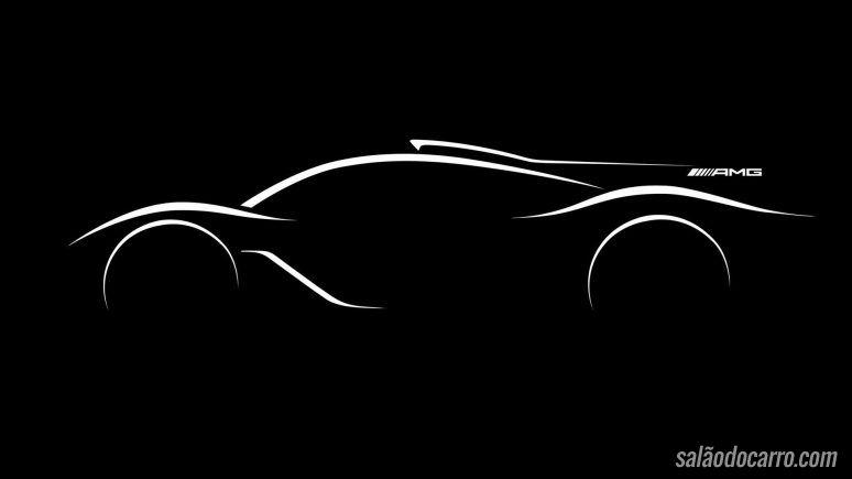Mercedes-AMG apresenta projeto de Hipercarro