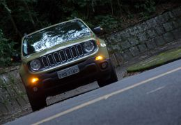Teste do Jeep Renegade Sport 4x4 Diesel
